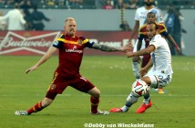 Landon Donovan has certainly had his moments against Real Salt
