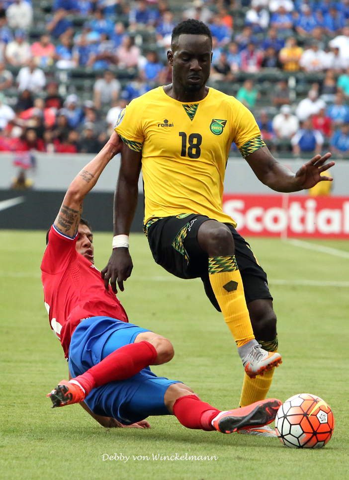 Jamaica Costa Rica Open Group B With 2 2 Draw