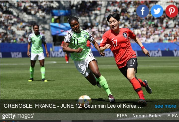 Nigeria keeps advancement hopes alive with win over South
