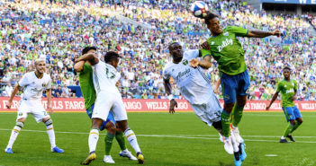 Cascadia Cup Gallery: Seattle Sounders 1-Portland Timbers 2