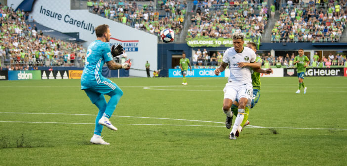 The Portland Timbers take three valuable points and a win in Seattle
