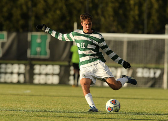 A Midfielder and a forward among the Portland Timbers draftees on day one of the MLS SuperDraft